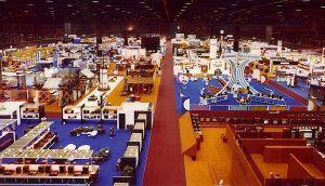 نمایشگاه CES در سال 1972